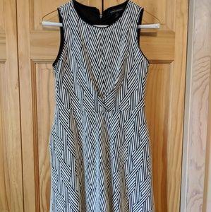 Banana Republic A-line dress, size 0P